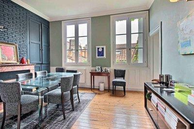 Appartement à vendre à TOULOUSE  - 5 pièces - 128 m²