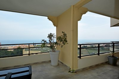 Apartment for sale in NICE FABRON - 5 rooms - 135 m²