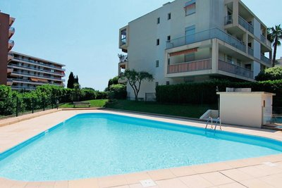 Apartment for sale in NICE FABRON - 2 rooms - 43 m²