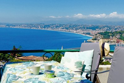 Apartment for sale in NICE  - 3 rooms - 110 m²
