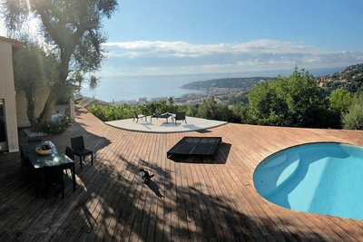 House for sale in MENTON  - 4 rooms - 143 m²