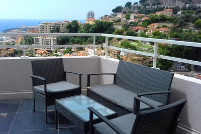 Apartment for sale in BEAUSOLEIL  - 3 rooms - 65 m²