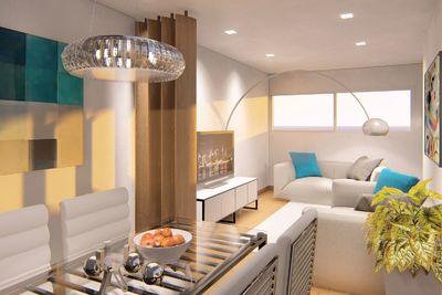 Appartement à vendre à BEAUSOLEIL  - 2 pièces - 43 m²