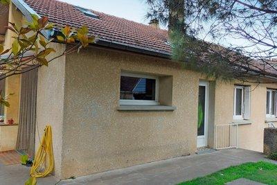 Maison à vendre à ST-DONAT-SUR-L'HERBASSE  - 5 pièces - 105 m²