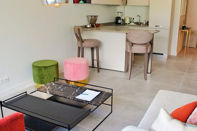 Apartment for sale in BEAULIEU-SUR-MER  - 3 rooms - 59 m²