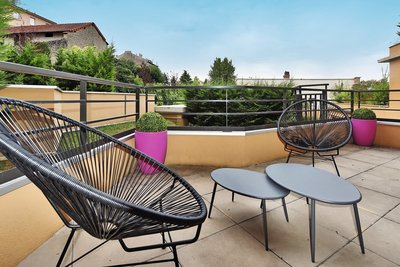 Apartment for sale in ST-DIDIER-AU-MONT-D'OR  - 3 rooms - 74 m²