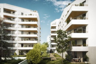 Apartment for sale in VILLEURBANNE  - Studio