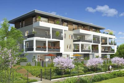 ORNEX- Immobilier-neuf à vendre