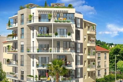 NICE- New properties for sale