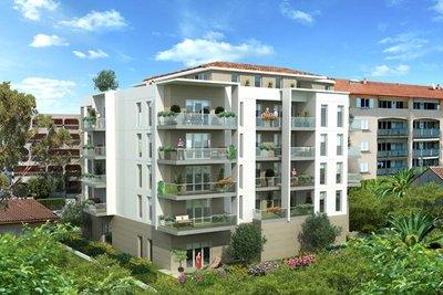 CAGNES-SUR-MER- Immobilier-neuf à vendre