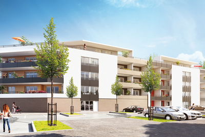 LES ANGLES - Apartments for sale