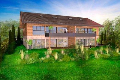 DIVONNE-LES-BAINS- Immobilier-neuf à vendre