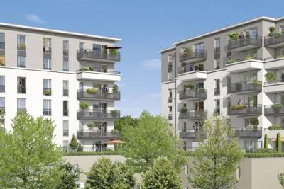 LINGOLSHEIM - Apartments for sale