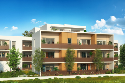 Appartement à vendre à CASTELNAU-LE-LEZ