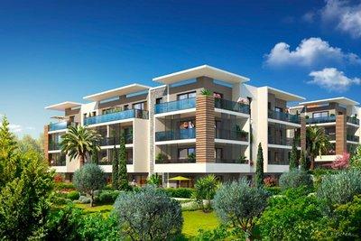 CANNES-LA-BOCCA- Immobilier-neuf à vendre