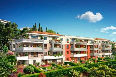 ST-LAURENT-DU-VAR- Immobilier-neuf à vendre