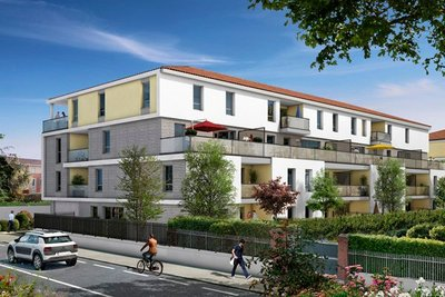 Apartment for sale in TOULOUSE  - Studio