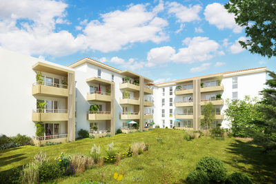 LE PONTET - Apartments for sale