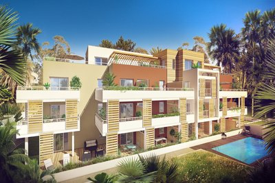 Apartment for sale in ANTIBES  - Studio - 28 m²
