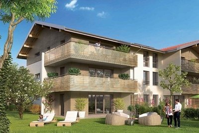 Appartement à vendre à NEYDENS  - Studio - 22 m²