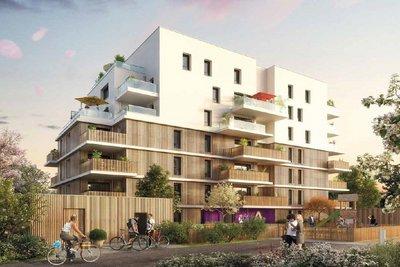 Appartement à vendre à AMBILLY  - Studio - 22 m²