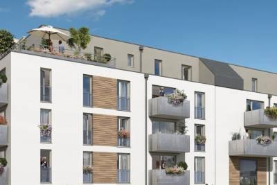OSTWALD - Apartments for sale