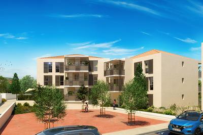 LE CASTELLET - Apartments for sale