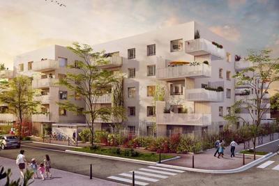 Appartement à vendre à VAULX-EN-VELIN