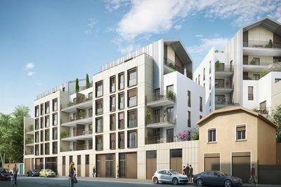 Apartment for sale in LYON  9EME  - Studio - 22 m²