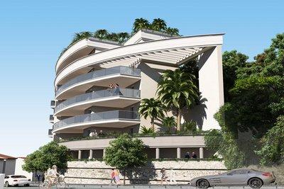 Appartement à vendre à BEAUSOLEIL  - Studio - 29 m²