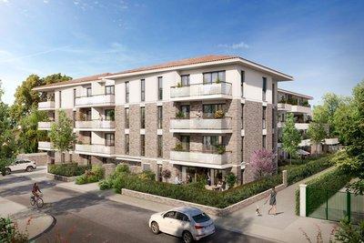 Appartement à vendre à TOULOUSE  - Studio - 32 m²