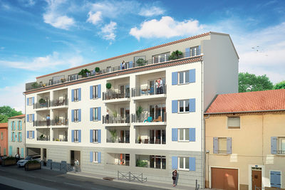 LA CRAU - Apartments for sale