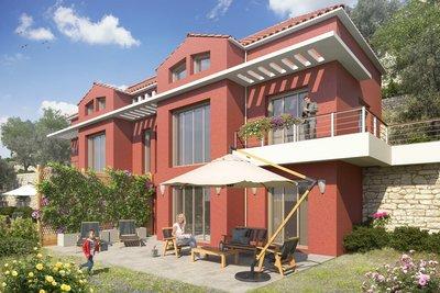 Appartement à vendre à MENTON  - 5 pièces - 135 m²