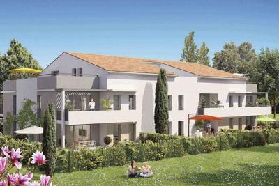 ST-ORENS-DE-GAMEVILLE - Apartments for sale