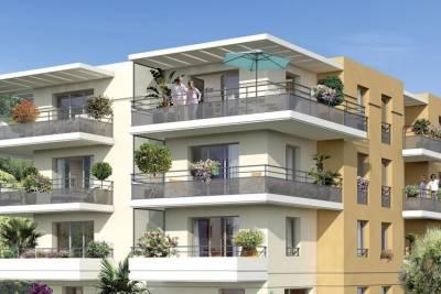Appartement à vendre à NICE  - 2 pièces - 50 m²