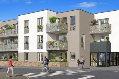 STE LUCE SUR LOIRE - Apartments for sale