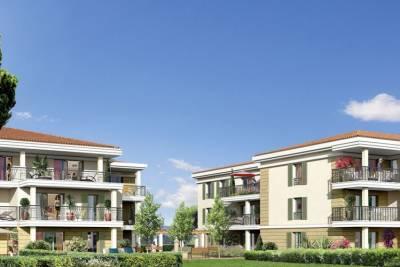 Appartement à vendre à AIX-EN-PROVENCE  - 2 pièces - 50 m²