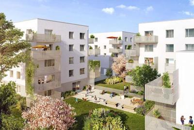 VAULX-EN-VELIN - Apartments for sale