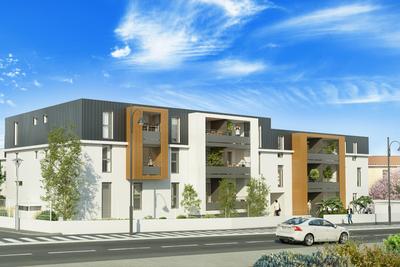 Appartement à vendre à VITROLLES  - Studio - 22 m²