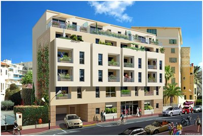 Appartement à vendre à JUAN-LES-PINS