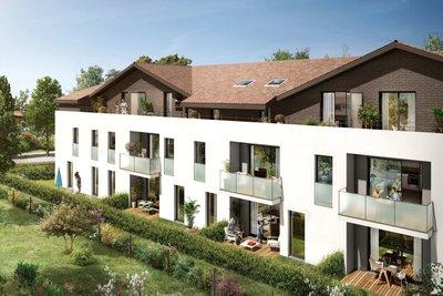 MONDONVILLE- Immobilier-neuf à vendre