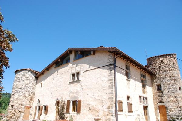 ST-DONAT-SUR-L'HERBASSE - Annonce Maison à vendre8 pièces - 450 m²