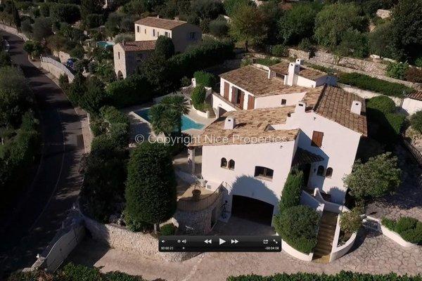 NICE - Annonce Maison à vendre7 pièces - 290 m²