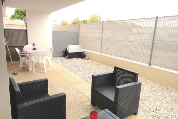 MIRAMAS - Annonce Appartement à vendre3 pièces - 55 m²