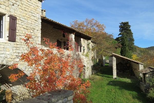 ST MAURICE D IBIE - Annonce Maison à vendre12 pièces - 300 m²