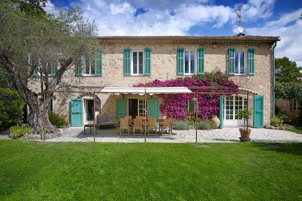 ROQUEFORT-LES-PINS - Annonce Maison à vendre9 pièces - 288 m²