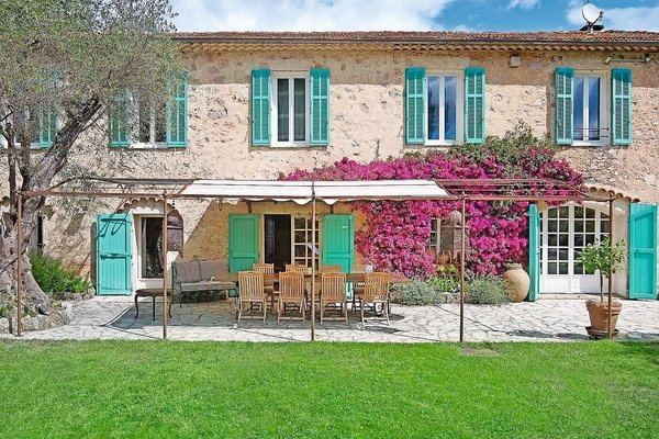 ROQUEFORT-LES-PINS - Annonce Maison à vendre10 pièces - 288 m²