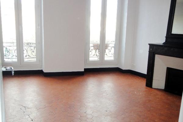 MARSEILLE  1ER - Annonce Appartement à vendre3 pièces - 72 m²