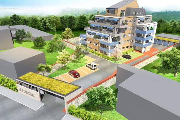 BOURG-EN-BRESSE - Annonce Appartement à vendre3 pièces - 64 m²