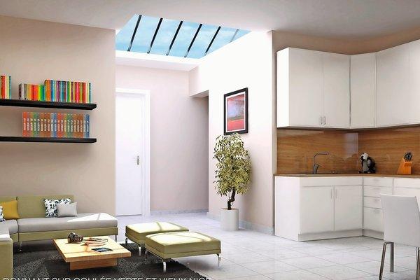 NICE - Annonce Appartement à vendre2 pièces - 27 m²